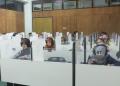Mahasiswa melaksanakan ujian IMKA di Pusat Pengembangan Bahasa UIN Walisongo, Januari 2017 lalu