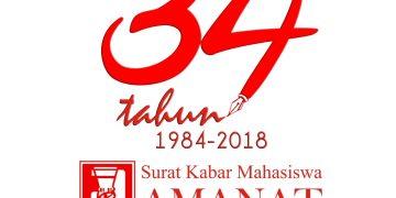 Logo harlah 34 SKM Amanat
