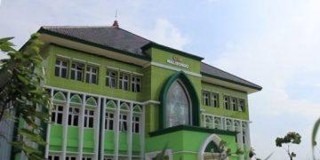 Gedung Fakultas Ilmu Sosial dan Ilmu Politik UIN Walisongo (dokumen www.kampussaja.com).