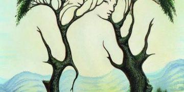 Iustrasi pohon (pinterest.com)