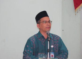 Rektor Imam Taufiq (Dokumen Amanat)