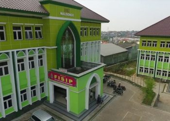 Gedung FIsip UIN Walisongo Semarang (Sumber: republika.co.id)