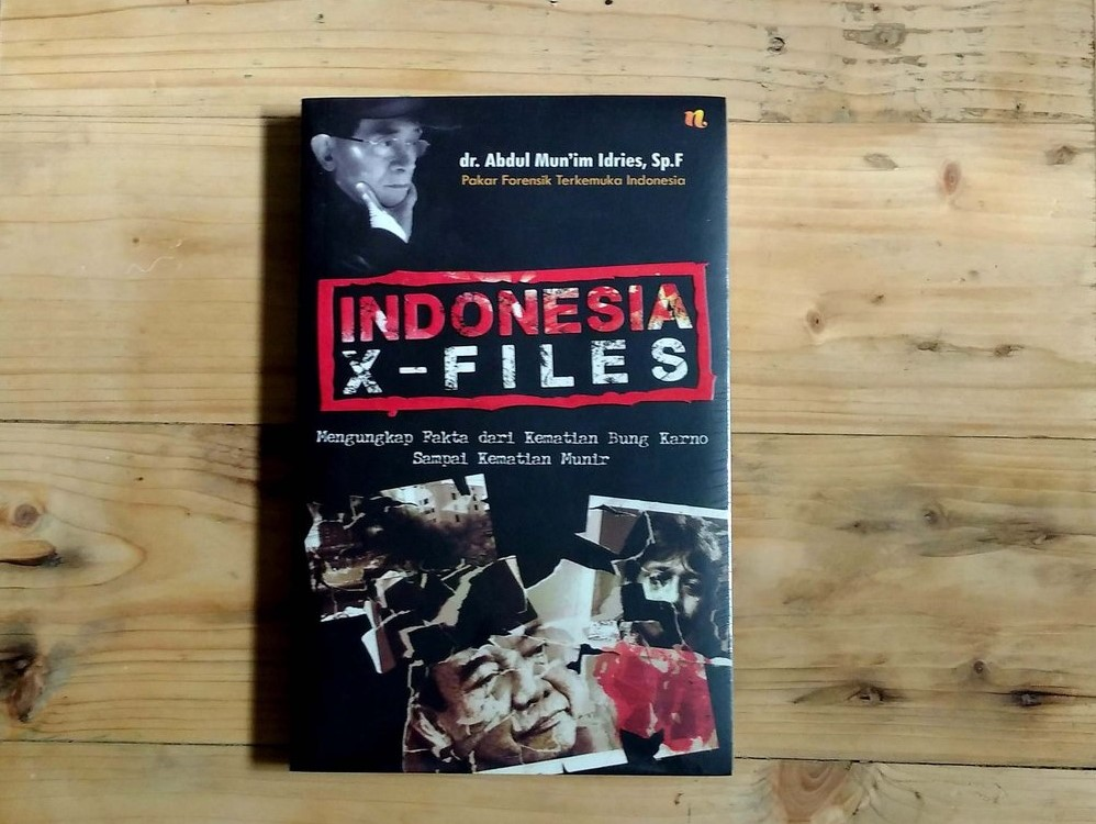 buku x file indonesia