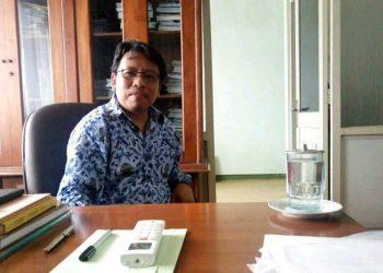 Wakil Rektor I Bidang Akademik dan Kelembagaan UIN Wallisonngo, M Mukhsin Jamil (Dokumen Ideapers.com)