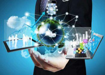 Ilustrasi Teknologi (Sumber: Shutterstock).