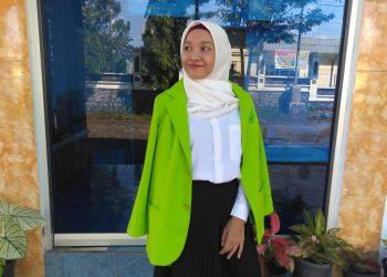Nurul Uzdhma Tastia Wisudawan Terbaik Fakultas Ushuluddin dan Humaniora. (Dokumen Istimewa).