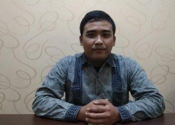 Hafidz Ridlo Wisudawan Terbaik Fakultas Ekonomi Bisnis Islam. (Dokumen Istimewa).
