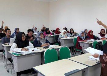 Pembelajaran di Kelas (Sumber: FPK UIN Walisongo)