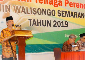 Kepala bagian akademik dan kemahasiswaan UIN Walisongo, Muntoha (Sumber: Walisongo.ac.id).