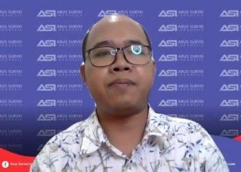 Tangkap Layar Ali Rif'an dalam webinar HMJ Ilmu Politik UIN Walisongo Semarang, Selasa (01/06/2021). (Dok. Istimewa)