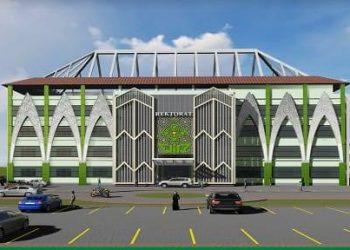 Gedung Rektorat UIN Walisongo Semarang (Doc.Amanat.id).