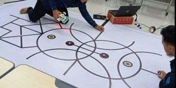 Proses Pembuatan Robot Tim Robotika UIN Walisongo